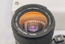 Rare! Sigma High-Speed Wide 28mm F1.8 Canon FD Mount Prime Lens SLR & Mirrorless