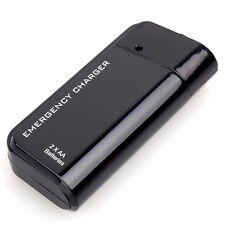 Portable AA CARICA BATTERIA PER IPHONE 4 4S IPOD 8.4 cm Tall TORCIA INTEGRATA