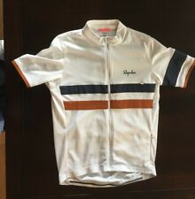 Rapha Cycling Jersey Medium White in excellent condition.