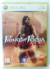 PRINCE OF PERSIA THE FORGOTTEN SANDS XBOX 360 EUROPEAN PAL USED VG CONDITION