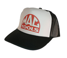 Mac Tools hat Trucker hat mesh hat adjustable black