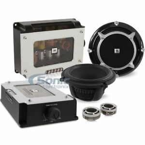 """JBL 670GTi 6.5"""" 2-way Reference-Class Competition-Grade Component Speaker System"""