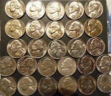 1965 thru 1979-PD Jefferson Nickel Choice/Gem BU Uncirculated Date Set