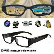 Gafas de espía 1080P HD Cámara Cam Anteojos Gafas Oculta DVR Video Grabadora W/32G
