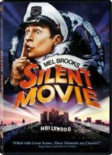 Silent Movie DVD Mel Brooks Classic Comedy Region 2 UK RARE New & Sealed