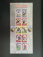 NEW ZEALAND. 1999 U-BIX RUGBY SUPER 12. MINIATURE SHEET -:- IN VERY NICE M.U.H..