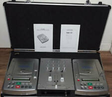 Stanton Smx-211 Mixer and 2 S-250 Cd Players with Dj Travel Suitcase and cables
