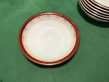 Royal Grafton Majestic Red Replacements - Soup / Dessert / Cereal Bowl