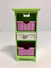 Playmobil Dollhouse Furniture 5307 Vintage Bathroom Furniture Shelves & Baskets