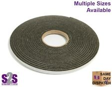 Foam Draught Excluder Tape ~  Draft Weather Seal Strip Insulation Door Window