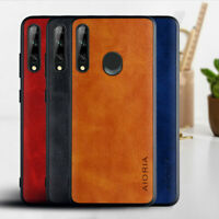 Case for Huawei P30 P30 Lite P30 Pro Luxury leather case skin TPU PC phone cover