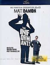 THE INFORMANT -  BLURAY -  NUOVO SIGILLATO
