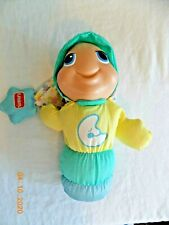 Vintage 1998 Playskool Gloworm Glow Worm Light Soother Baby Toy Tested Works Vgc
