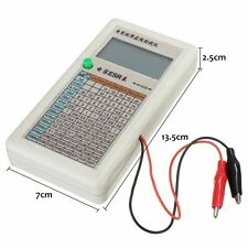 LCD Screen Digital Capacitor ESR Tester Internal Resistance Meter Test Circuit
