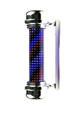 Light Pole sign Barbers Salon Hairdressers Full LED sign fitted Remote Control
