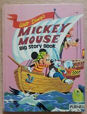 Mickey Mouse big story book 1973