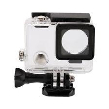 Plongée Shell pour Go Pro 4 Case Transparent Sous-Marin étanche Caméra Boîtier