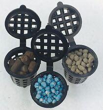 100 pcs. Fertilizer baskets for osmocote  flower plants orchid and bonsai size S