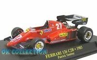 1:43 F1 - FERRARI 126 C2B (1983) - Patrick Tambay (15)