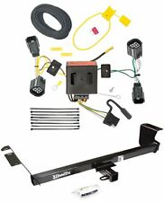 Draw-Tite Class III/IV Trailer Receiver Hitch & Wiring for Dodge Grand Caravan