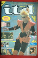 TOYAH ON COVER 1983 RARE EXYU MAGAZINE