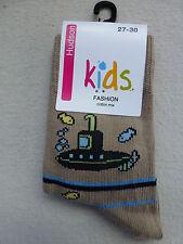 HUDSON Children's Socks Boys FASHION U boat (UVP 75% CO Gr 23-30 socks