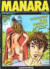 MANARA VOL. N. 12  - 1993 LE AVVENTURE DI H.P. E G. BERGMAN