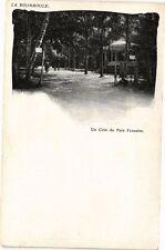 CPA  La Bourboule - Un Coin du Parc Fenestre  (220635)