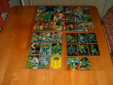 Set of 90 Comic Images The Savage Dragon 1992 Trading Cards + chase card set