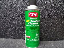 CRC HF Contact Cleaner 11 oz Aerosol Can Clear -03125 (C)