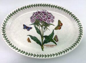Portmeirion Botanic Garden Sweet William Pasta Breakfast Plate Tableware #3