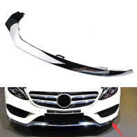 LH Front Bumper Lower Chrome Trim For Mercedes_Benz W205 AMG C Class