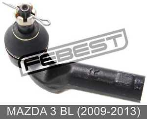 Steering Tie Rod End Right For Mazda 3 Bl (2009-2013)