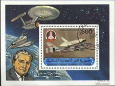 Comoren Block 227 gestempeld 1981 Space
