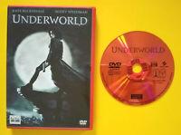 DVD Film Ita Fantascienza UNDERWORLD kate beckinsale ex nolo no vhs cd lp mc(T4)