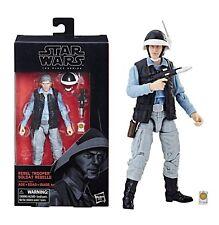 Star Wars Figure Rebel Trooper Black Series 6 Inch Hasbro New