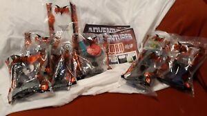 Batman Beyond Burger King Kids Meal Toy Set of 8 2000 NEW SEALED!