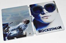 Rocket Man empty Blu-Ray Hong Kong steelbook (only steelbook) Dented
