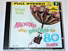 Victor Young AROUND THE WORLD IN 80 DAYS David Niven Cantinflas Soundtrack CD VG