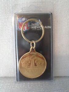 Super Bowl XLVII Baltimore Ravens San Francisco 49ers NFL Highland Mint Keychain