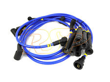 Magnecor 8mm Ignition HT Leads/wire/cable BMW 528i SE E28 1982-1984 M30 B25