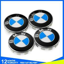 4x BMW Alloy Wheel Centre Caps Hub Cover 68mm 1 3 5 6 7 Series E F M X Z UK