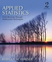 Applied Statistics: From Bivariate Through Multivariate 2nd Edition ✔️[PĐF]🔥