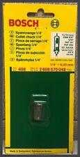"Bosch® 2608570048 Replacement Collet Chuck - 1/4"" (6.35 mm)"