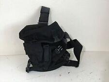 Blackhawk! Gas mask bag thigh strap M40 Millenium Advantage 3000