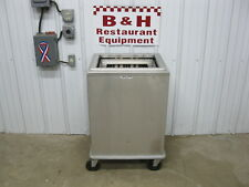 """Servolift Eastern AT-ST Stainless 14"""" x 18"""" Serving Tray Lowerator Cart Rack"""