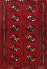 Alfombras y moquetas-- Hecho a mano --color principal rojo para el hogar