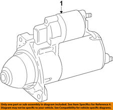 FORD OEM 11-14 F-150-Starter Motor CK4Z11002A