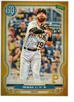 Colin Moran 2020 Topps Gypsy Queen 5x7 Gold #131 /10 Pirates