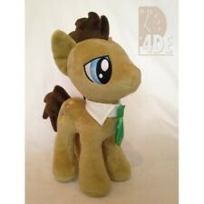"My Little Pony Dr. Hooves Dr. Whooves ""Cool Eyes"" Plush by 4DE"